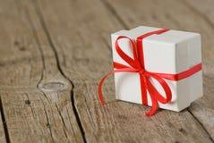 Geschenkbox Stockfotos