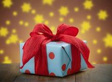 Geschenkbox Stockfoto