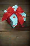 Geschenkbox Lizenzfreie Stockfotografie