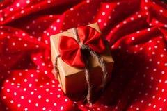 Geschenkbox Stockbilder