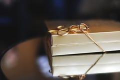 Geschenkbox Lizenzfreies Stockbild