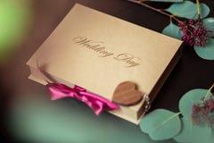 Geschenkbox für photoes stockfotos