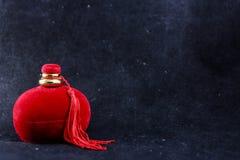 Geschenkbox für Ringe Lizenzfreies Stockfoto