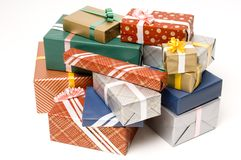 Geschenke 1 Lizenzfreie Stockfotografie