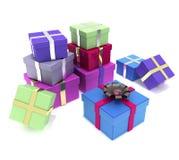 Geschenke Stockfotografie