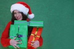 Geschenke! Lizenzfreies Stockfoto