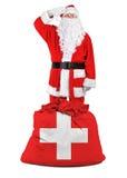 Geschenke für die Schweiz Lizenzfreie Stockbilder