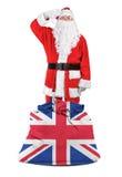 Geschenke für Großbritannien Stockbild