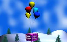 Geschenke mas-X Lizenzfreie Stockfotografie