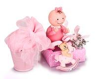 Geschenk für Mädchen Stockbild
