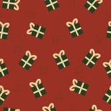 Geschenke und Sternchen-Vereinbarung Lizenzfreie Stockbilder