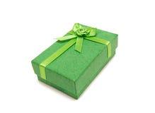 Geschenkkasten Lizenzfreies Stockfoto