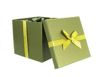 Geschenkkasten Stockfotografie
