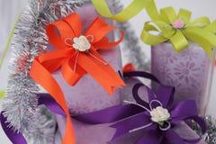 Geschenkkasten. Stockfotografie