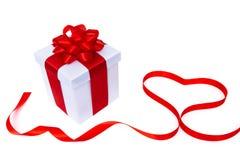 Geschenkkasten mit Innerem Lizenzfreie Stockbilder