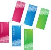 Geschenkmarken Lizenzfreies Stockbild