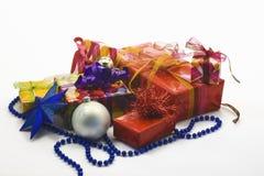 Geschenkpakete Stockbild