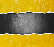 Gescheurde grunge muurachtergrond Royalty-vrije Stock Afbeeldingen