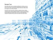 Geschäft 3D Lizenzfreie Stockfotos