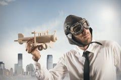 Geschäft in der Aktion Stockfotos