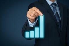 Geschäft laufend Lizenzfreies Stockfoto
