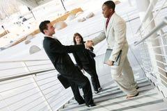 Geschäfts-Abkommen Lizenzfreie Stockbilder