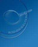 Geschäfts-Lösungen Lizenzfreie Stockfotos