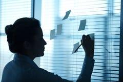 Geschäftsanzeige Lizenzfreie Stockbilder