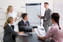 Geschäftsausbildung Stockbilder