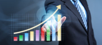 Geschäftserfolg Stockfotos