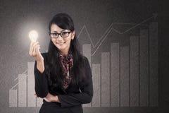 Geschäftsgewinnlösung Lizenzfreie Stockbilder