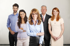 Geschäftsgruppe Stockfotos