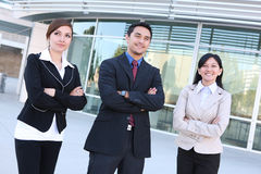 Geschäftsgruppe-Sitzung im Büro Lizenzfreies Stockbild