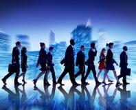 Geschäftsleute der Zusammenarbeits-Team Teamwork Professional Concept Lizenzfreie Stockfotos
