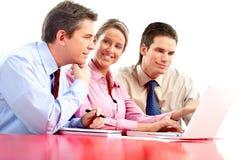 Geschäftsleute Team Lizenzfreie Stockfotografie