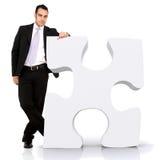 Geschäftslösungen Lizenzfreies Stockfoto