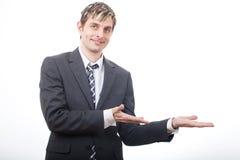 Geschäftsmann Lizenzfreies Stockbild