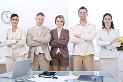 Geschäftspersonal Stockfoto