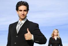 Geschäftsteam Lizenzfreie Stockfotografie