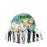 Geschäftsteamwork Lizenzfreie Stockfotos