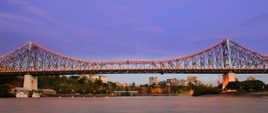 Geschichte-Brücke Lizenzfreie Stockbilder