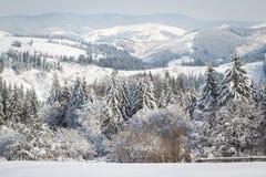 Geschichte des Winters Stockbilder