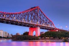Geschichten-Brücke Stockbild