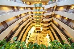 Geschichten im Blenden-Kongreßhotel Lizenzfreie Stockbilder