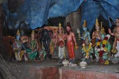 Geschichten von Ramayana Stockbild