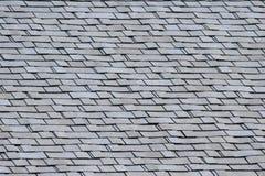 Geschichtetes Dach Stockfotografie
