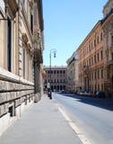 Geschiedenis gotic straat Stock Afbeelding