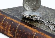 Geschiedenis, tijd, kennis Royalty-vrije Stock Afbeelding