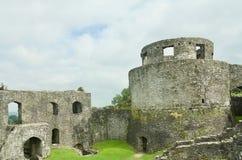 Geschiedenis van het kasteel royalty-vrije stock afbeelding
