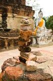 Geschikte stenen Royalty-vrije Stock Fotografie